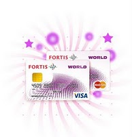 fortis worldcard