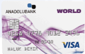 anadolubank worldcard