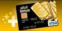 Altin Bonus Card