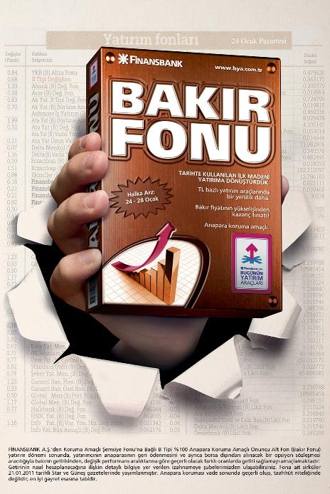 Finansbank Bakir Fonu