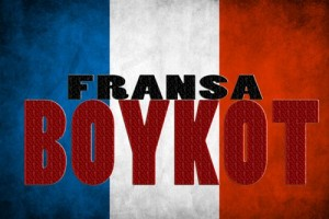 fransa boykot