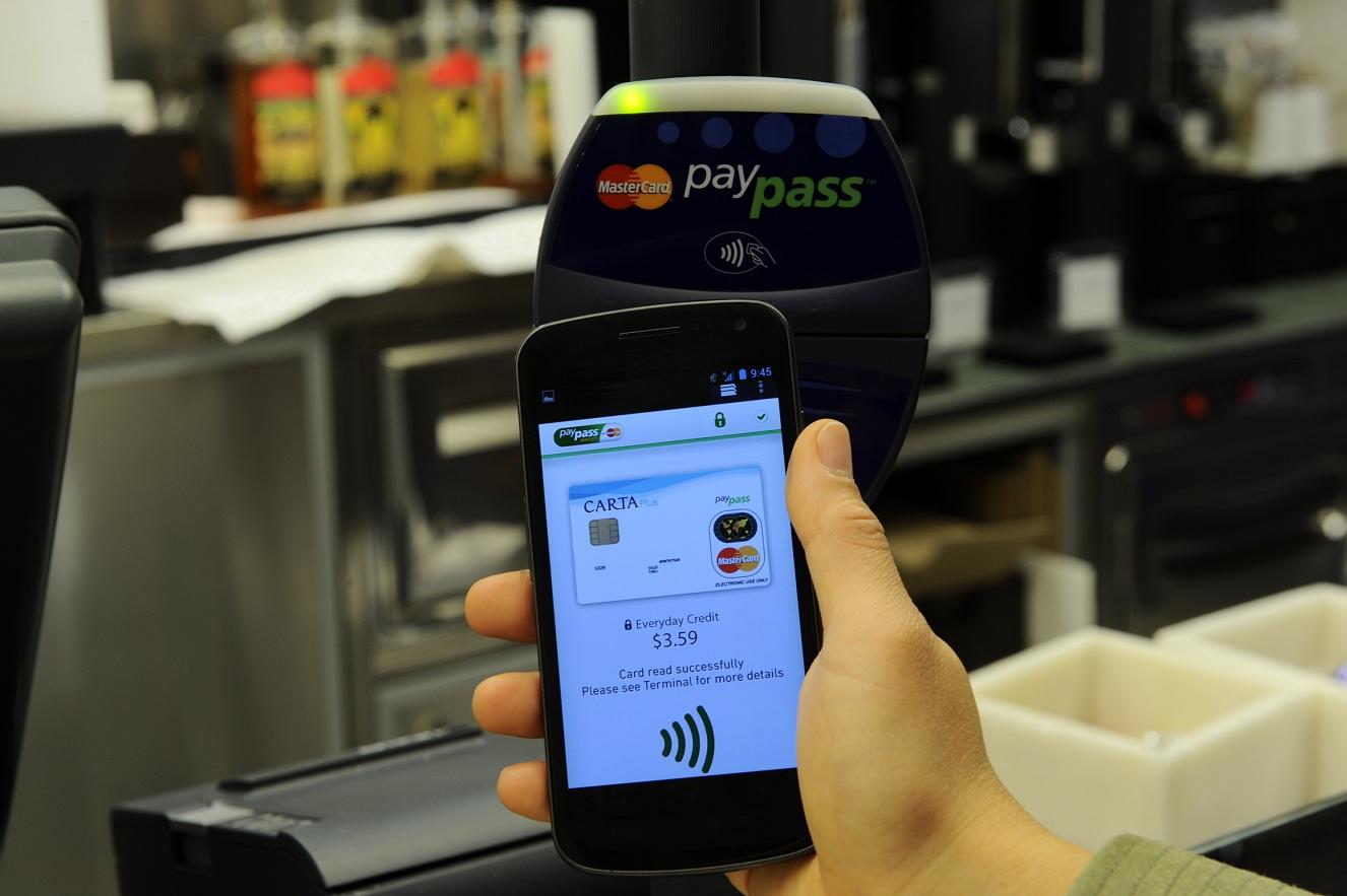 MasterCard PayPass Cüzdan