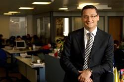 Turkcell Yeni Teknoloji İşlerinden Sorumlu Genel Müdür Yardımcısı Cenk Bayrakdar