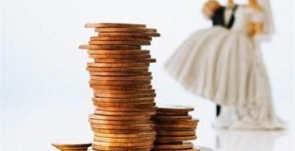 evlilik ve para