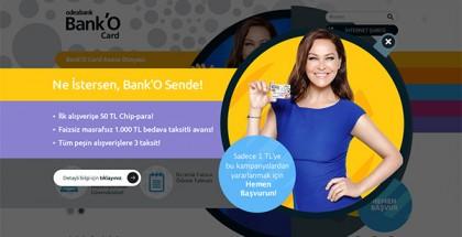 BankO Card Axess kampanyasi