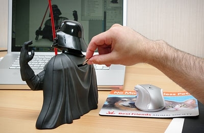 Star Wars Darth Vader Kumbara