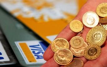 kredi kartina taksiyle altin