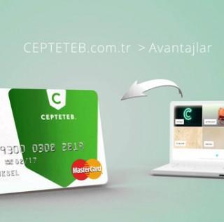 CEPTETEB'le direkt bankacılık kervanına TEB de katıldı