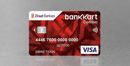 Ziraat Bankkart Combo
