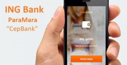 ING Bank Paramara Kapaniyor