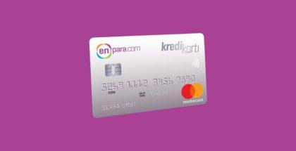 Enpara Kredi Karti