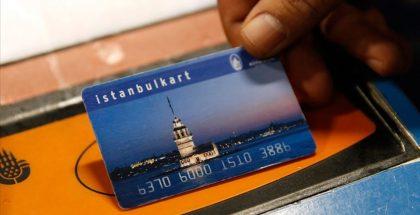 istanbul kart odeme